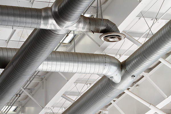 Industrial ventilation ducts